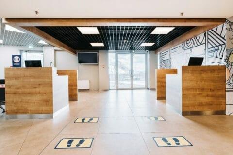 Vilniaus Oro Uostas - išvykimo terminalas